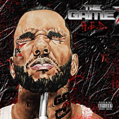 The game  R.E.D. album cover